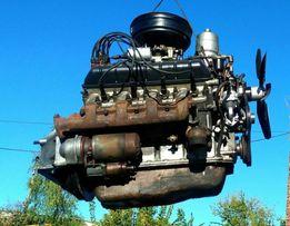 Продам мотор газ 51 52