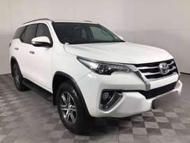 2019 Toyota Fortuner GD6