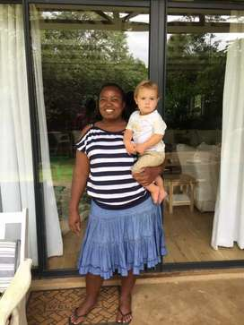 I am a 39 years old lady looking for work as a Nanny /Domestic worker