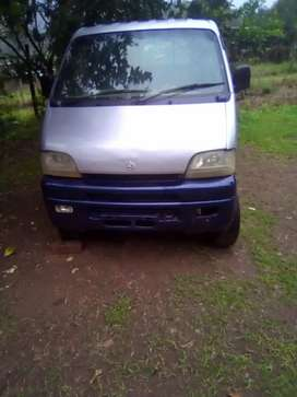Chana club cab for sale uncompleted project price neg