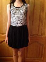 Платье на девочку 12-13 лет, рост 152 см