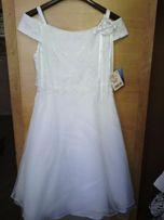 Белое нарядное платье, новое