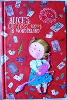 """Подарочный блокнот """"Алиса в стране чудес"""""""