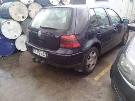 Golf 4 2001 for sale