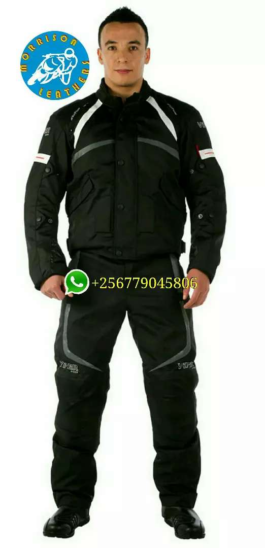 Corporate Armoured Waterproof riding textile suits in all sizes 0