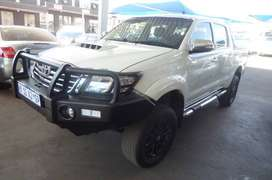 2012 Toyota Hilux 3.0D4D Double Cab 4X4 OffRoad Turbo LIBERTY AUTO
