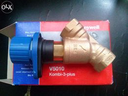 Ручной балансировочный клапан Honeywell v5010y Komby-3-plus