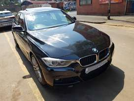 BMW f30 320d Year Model: 2014 Mileage:94000km Engine:320d