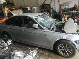 BMW F30 stripping for Spares by K & M Motor Spares