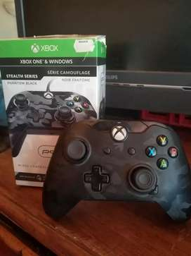 Xbox 1 stealth series wired controler(PC)