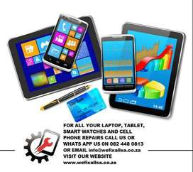 Ipads, iPhone, Cell Phones, we fix them all