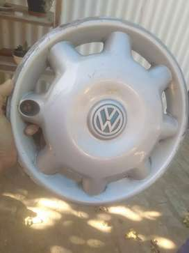 VW Golf, wheel cap