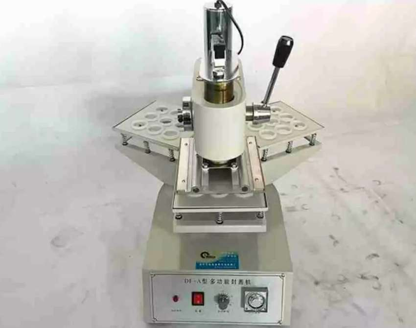 Ice cream cup sealing machine 0