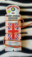Przeplatanka słownikczek polsko-angielski