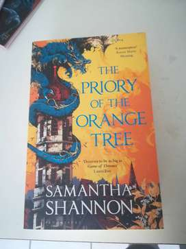 The proiry of the orange tree