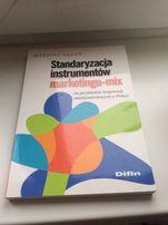 Standaryzacja instrumentów marketingu-mix Sagan.