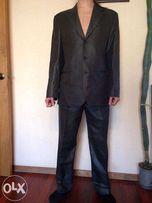 Мужской деловой костюм с отливом или в школу для мальчика