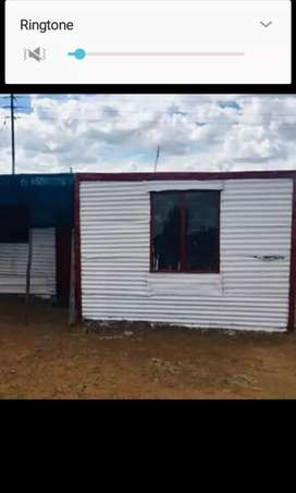 3room shack wit big  stand no electricity at e16 27k