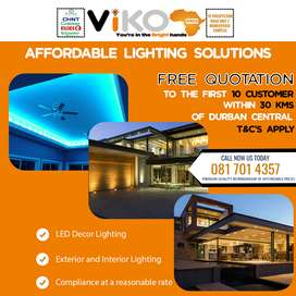 Electrical solutions available