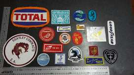 Vintage Embroidered Badges ( COLLECTIBLES )