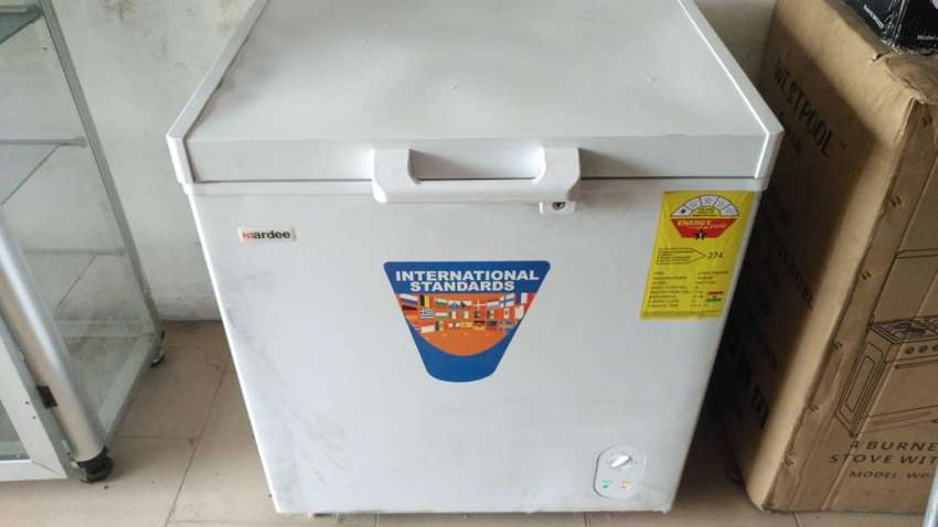 Aardee Chest Freezer 200ltrs 0