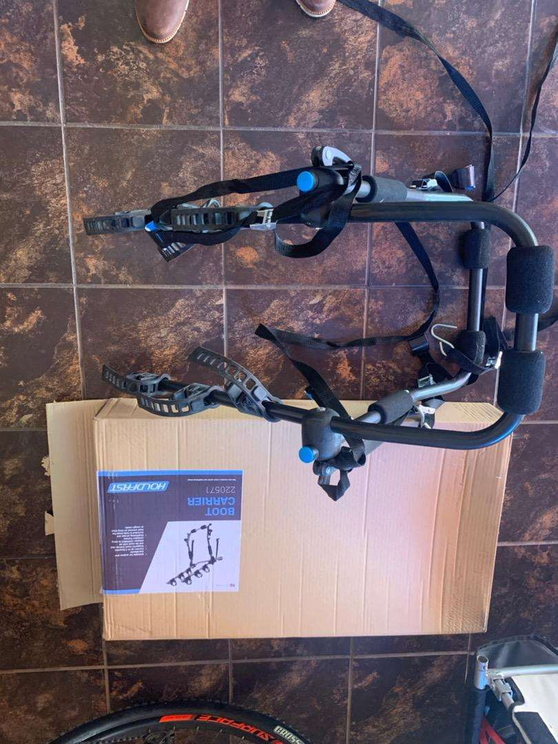 Holdfast 3 Bike Boot Bicycle Carrier Carrier 0
