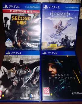 Playstation 4 Games For SALE!!!
