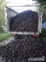 Торфобрикет навалом (брикет из торфа, торфяной брикет) 1400 грн/т