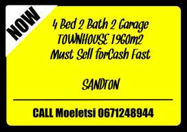 20 % Discount House in Sandton Atholl flip opportunity