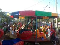 Brand new 24 Horse like merry go round on sale 0