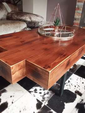 Fielli wooden coffee table