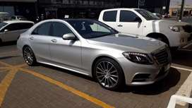 2015 M-Benz S350 Bluetech. Amg Package