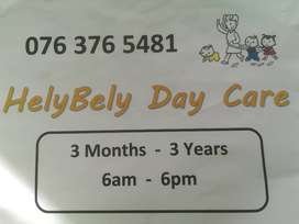 HelyBely Day Care
