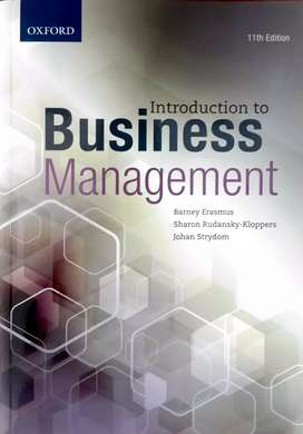 Introduction to Business Management 11e eBook