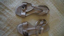 sandałki eleganckie Nelli Blue