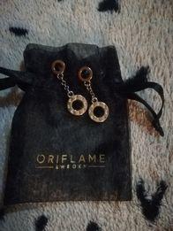 Новые сережки, серьги Oriflame, бижутерия