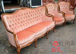 Перетяжка мебели по низким ценам с доставкой!