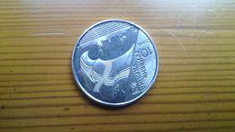 Монета юбилейная 10 грн 2018 года