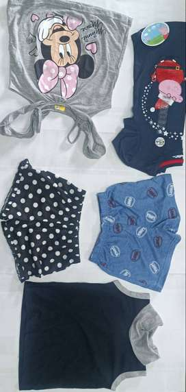 Kids Tops and Bottoms