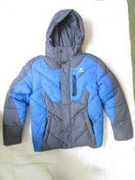 Куртка мужская зимняя на 13 лет (165-168 см).