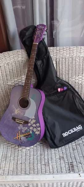 Limited Edition Acoustic Guitar