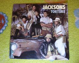 Jacksons-Torture winyl 7 cali