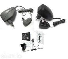 блок питания, 12V, телевизионной антенны, польский ТВ адаптер, сетевой