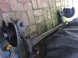 Opel Astra G Rear Axle for sale