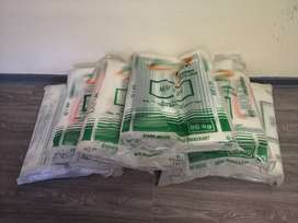 50 Kg Bags available for sale (New Misprints)