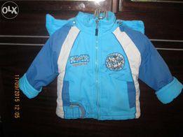 Костюм куртка и штаны тёплые от 1 до 2 лет
