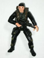 Солдатик спецназа Фигурка игрушка кукла мальчика военный супергерой