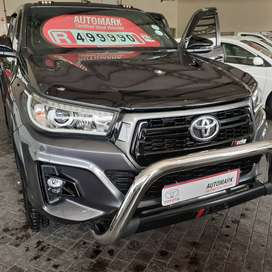 Toyota Hilux 2.8 GD6 Dakar Double cab - 4X2- Manual