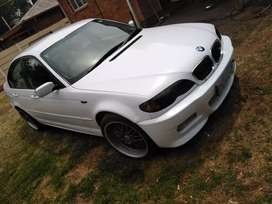 BMW e46 sale as is
