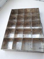 Органайзер короб для хранения лоток с ячейками